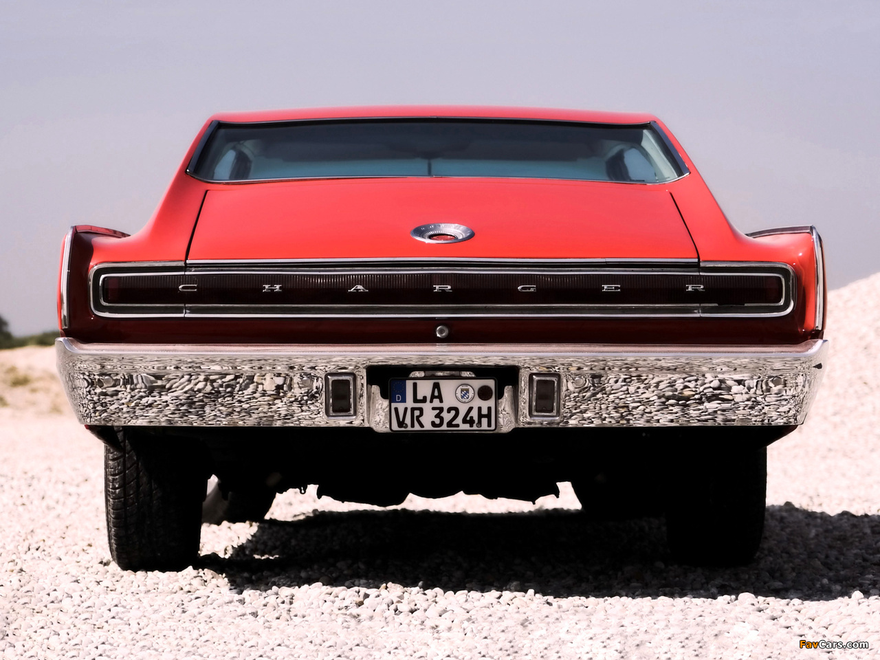 Dodge Charger 1967 wallpapers (1280 x 960)