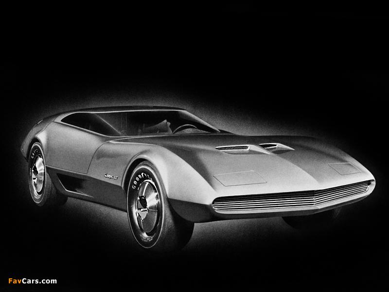 Dodge Charger III Concept Car 1968 photos (800 x 600)