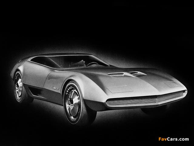 Dodge Charger III Concept Car 1968 photos (640 x 480)