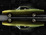 Dodge Charger R/T 1968 pictures