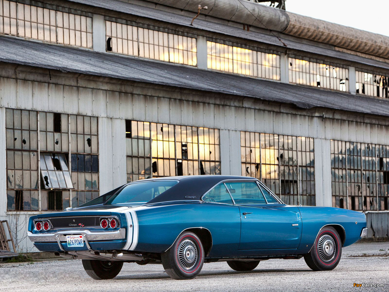 Dodge Charger R/T 426 Hemi 1968 pictures (1280 x 960)
