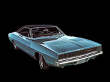 Dodge Charger 1968 wallpapers