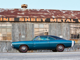 Dodge Charger R/T 426 Hemi 1968 wallpapers