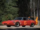 Dodge Charger Daytona NASCAR Race Car 1969 images