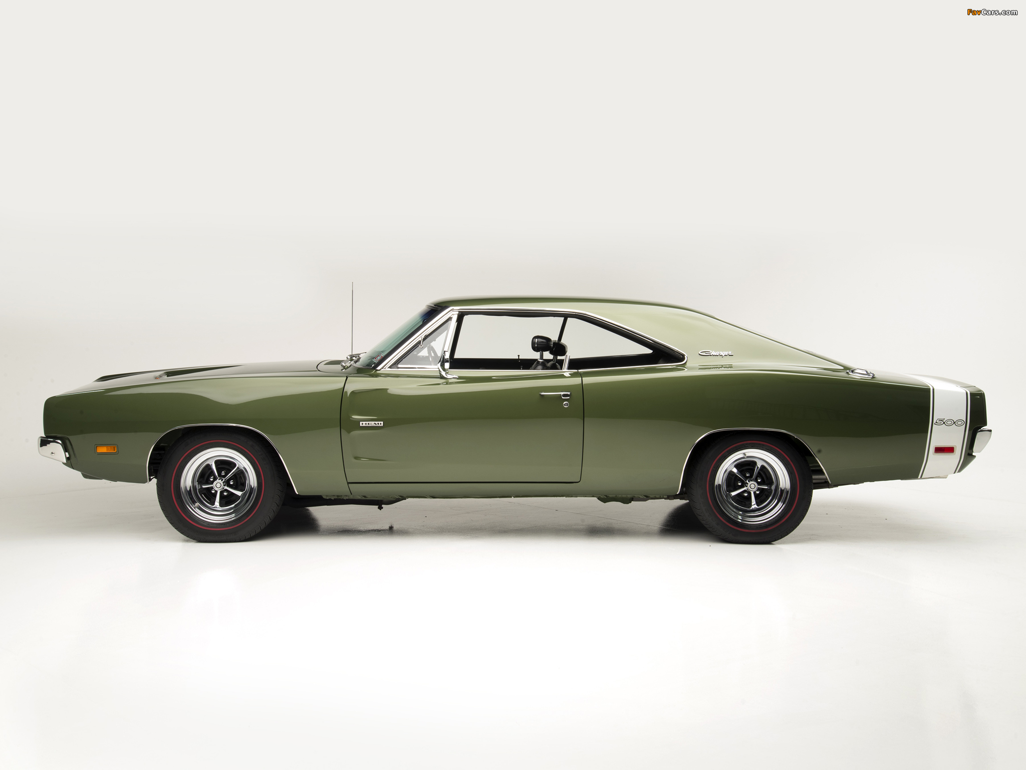 Dodge Charger 500 Hemi (XX29) 1969 pictures (2048 x 1536)
