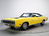Dodge Charger R/T 426 Hemi (XS29) 1970 images