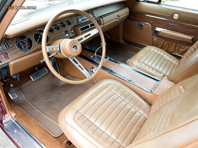 Dodge Charger R/T SE (XS29) 1970 photos (640 x 480)