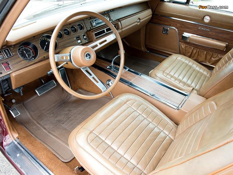 Dodge Charger R/T SE (XS29) 1970 photos (800 x 600)
