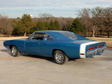 Dodge Charger R/T 440 Six Pack (XS29) 1970 pictures