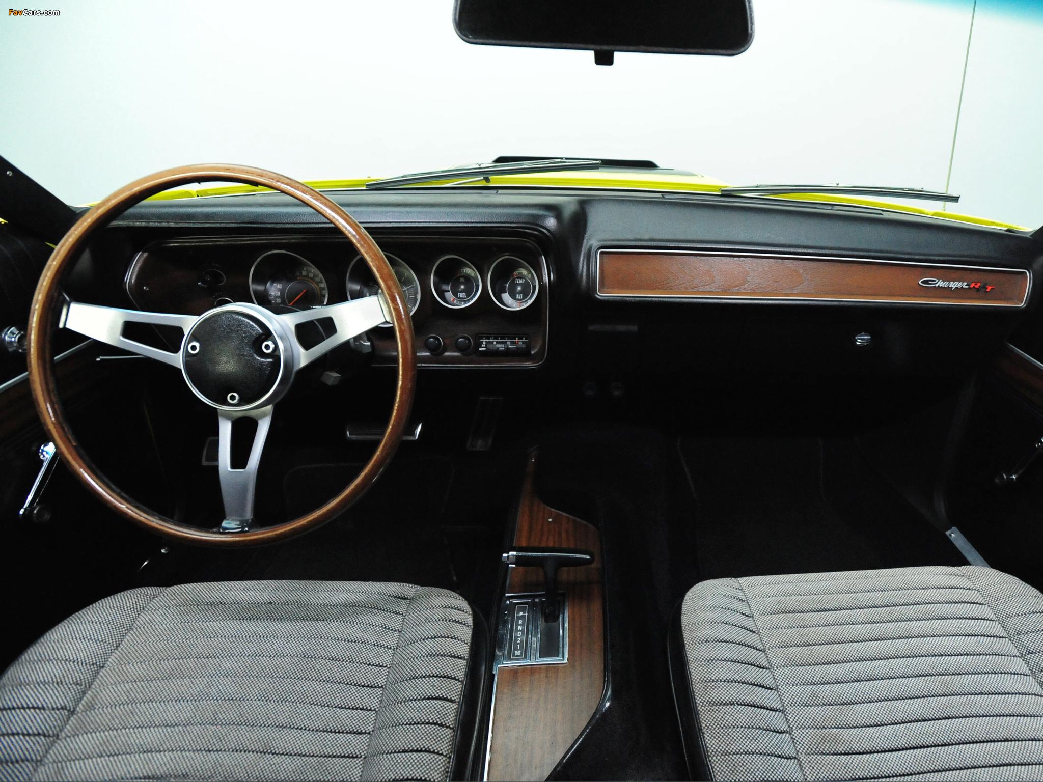 Dodge Charger R/T 440 Magnum 1971 images (2048 x 1536)