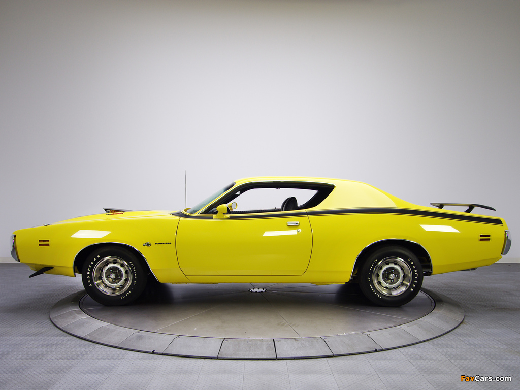 Dodge Charger Super Bee 1971 pictures (1024 x 768)
