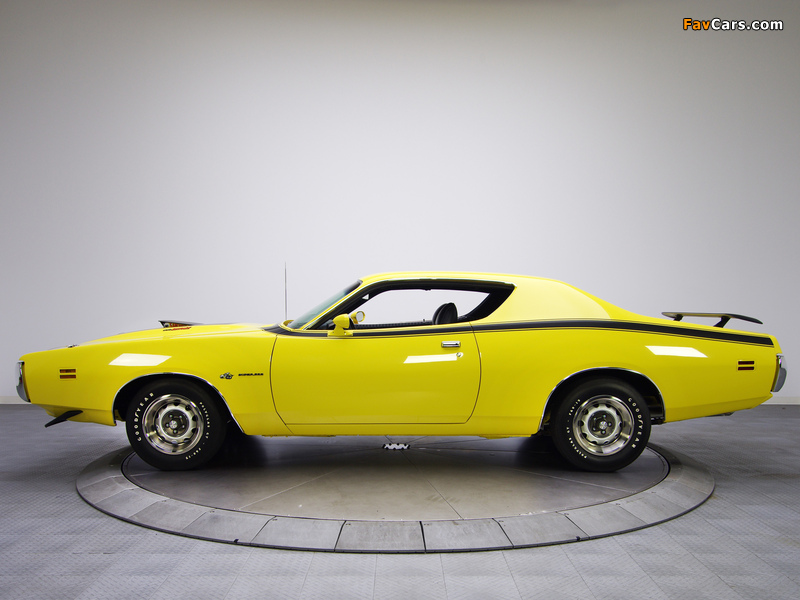 Dodge Charger Super Bee 1971 pictures (800 x 600)