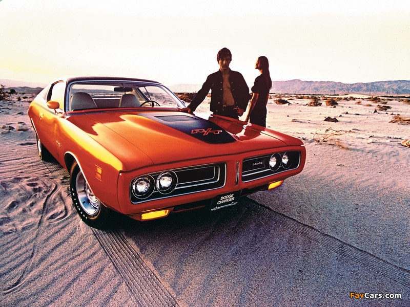 Dodge Charger R/T 1971 pictures (800 x 600)