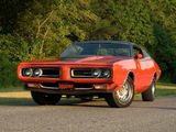 Dodge Charger R/T 1971 wallpapers