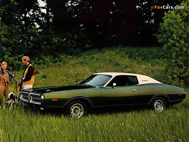 Dodge Charger 1972 images (640 x 480)