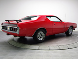 Dodge Charger Rallye 340 Magnum 1972 images