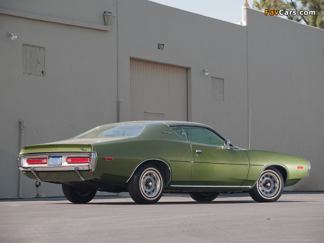 Dodge Charger 1972 wallpapers (640 x 480)
