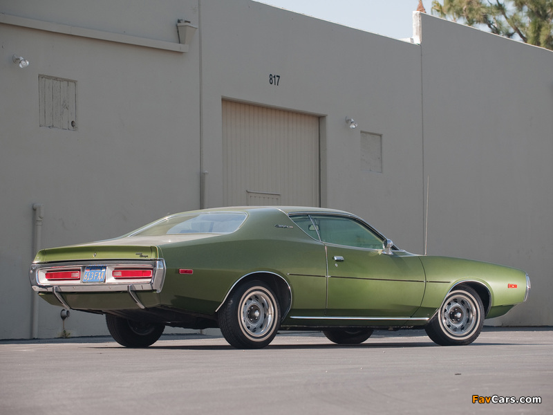 Dodge Charger 1972 wallpapers (800 x 600)
