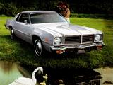 Dodge Charger Sport 1976–77 photos