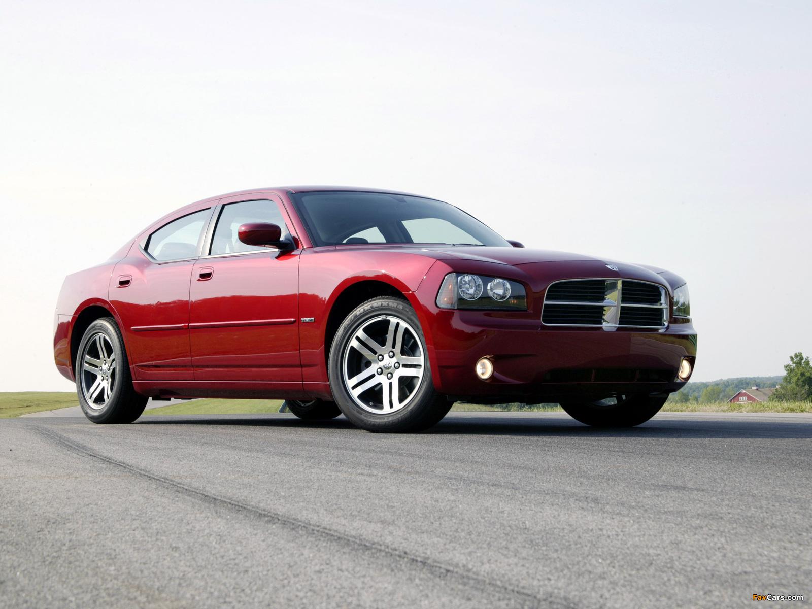 Dodge Charger 2005–10 photos (1600 x 1200)