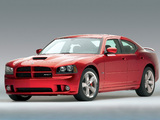 Dodge Charger SRT8 2005–10 wallpapers
