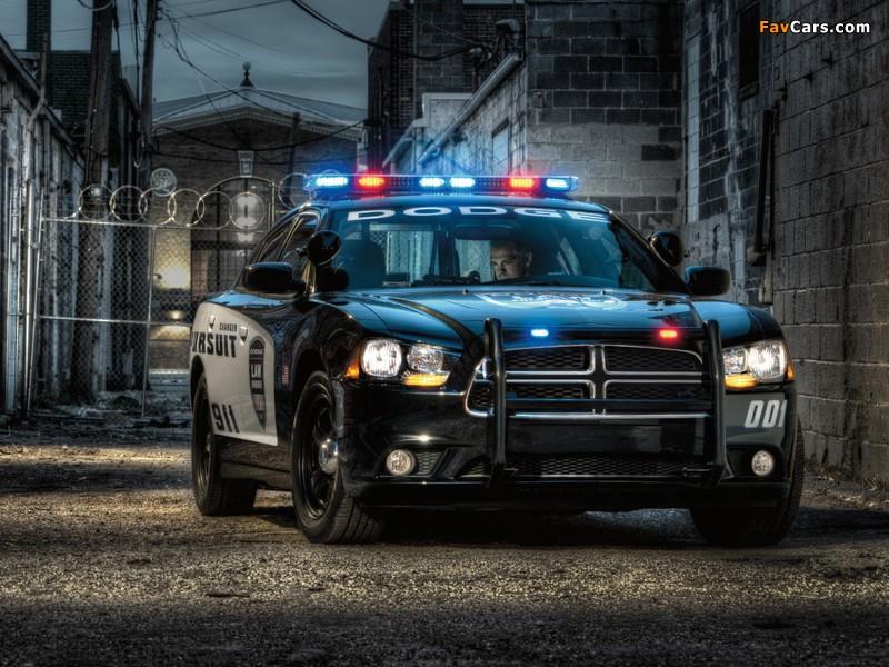 Dodge Charger Pursuit 2010 pictures (800 x 600)
