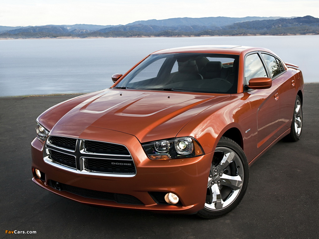 Dodge Charger R/T 2011 images (1024 x 768)