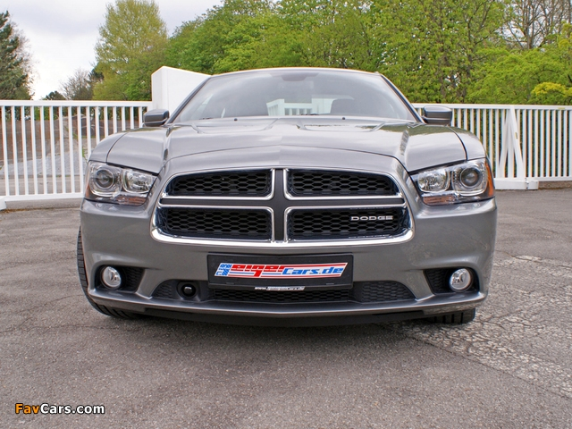 Geiger Dodge Charger R/T 2011 pictures (640 x 480)
