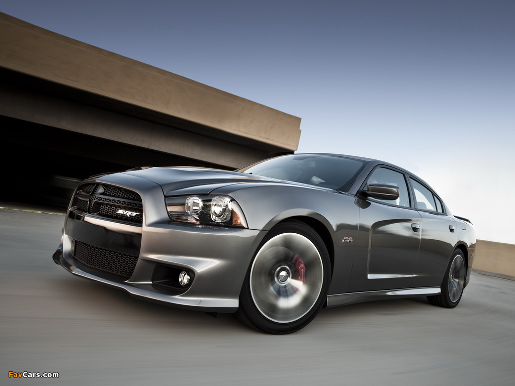 Dodge Charger SRT8 2011 wallpapers (1024 x 768)