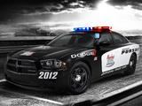Dodge Charger Pursuit Pace Car 2012 photos