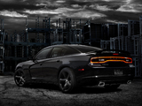 Dodge Charger Blacktop 2012 pictures