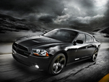 Dodge Charger Blacktop 2012 wallpapers