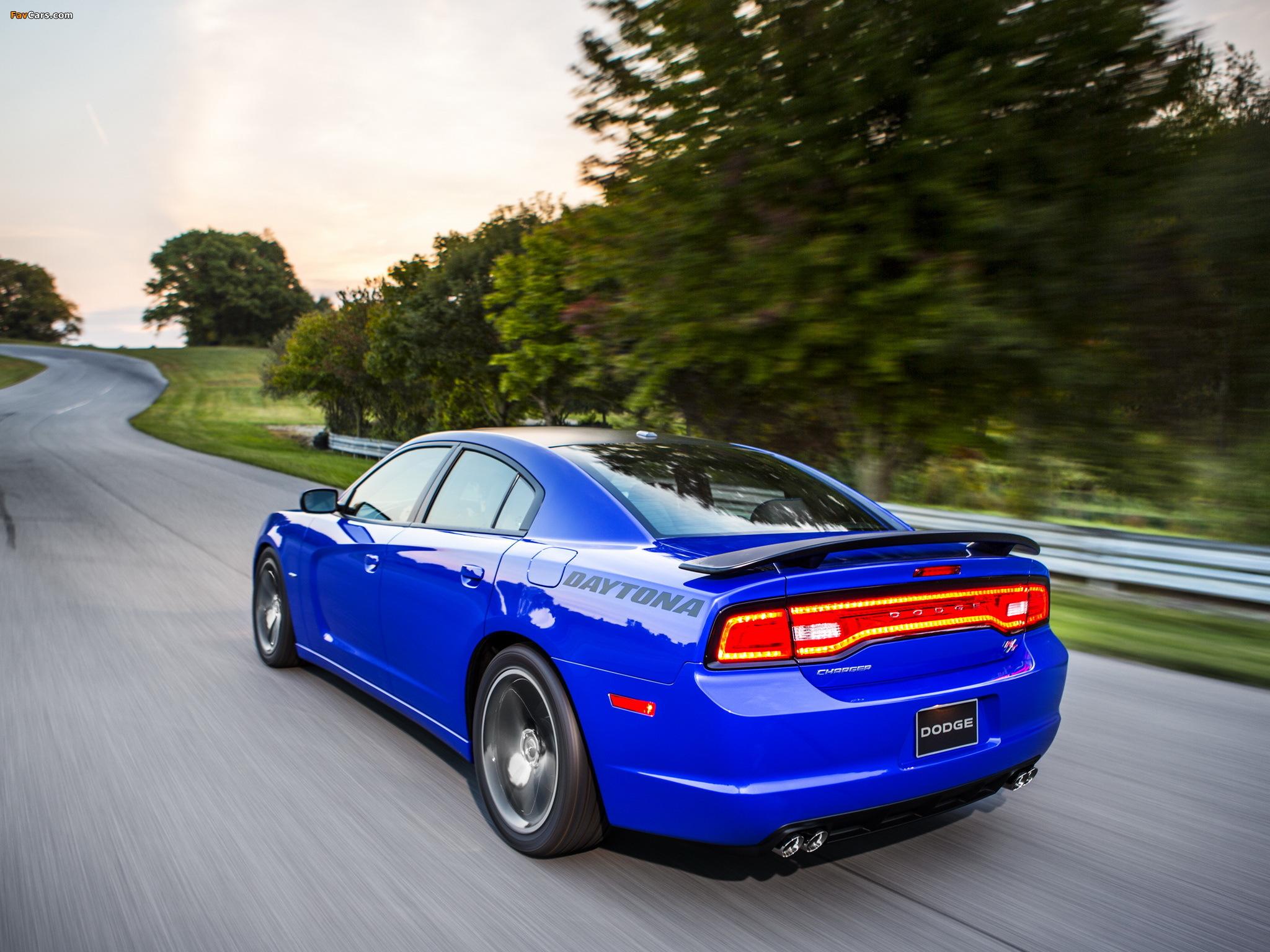 Dodge Charger R/T Daytona 2013 photos (2048 x 1536)