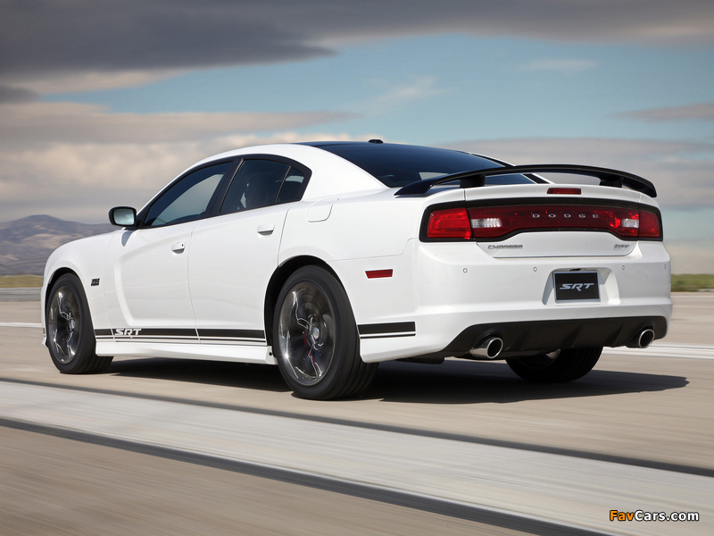 Dodge Charger SRT8 392 Appearance Package 2013 wallpapers (800 x 600)