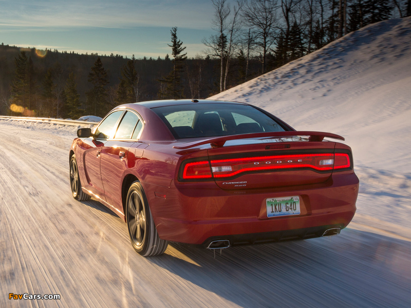 Dodge Charger AWD Sport 2013 wallpapers (800 x 600)