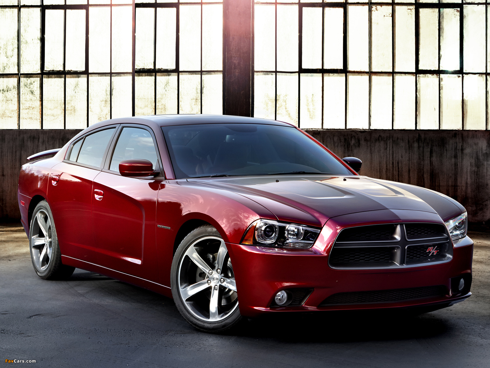 Dodge Charger R/T 100th Anniversary (LD) 2014 pictures (1600 x 1200)