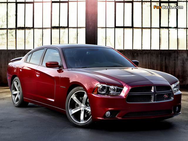 Dodge Charger R/T 100th Anniversary (LD) 2014 pictures (640 x 480)