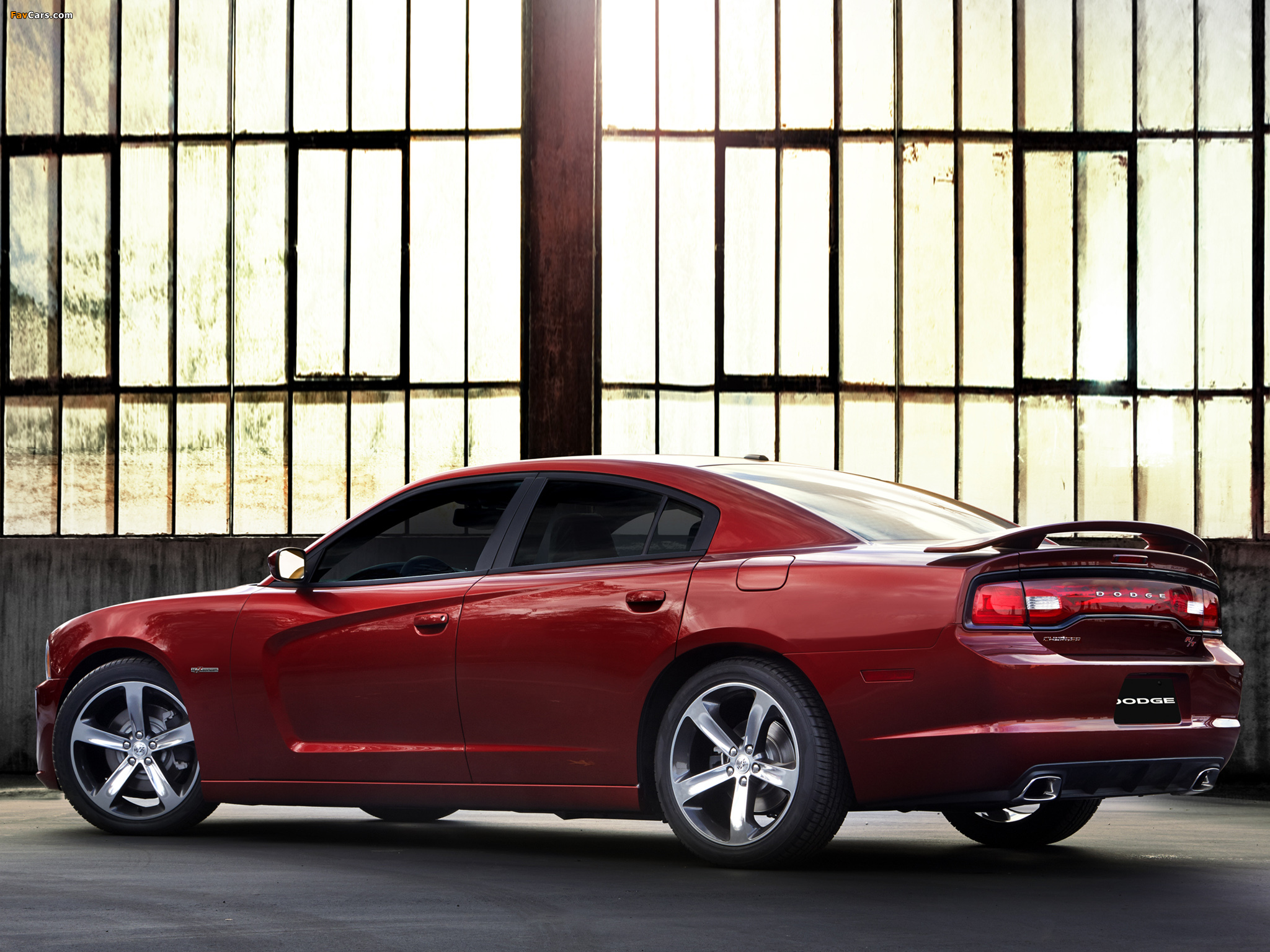 Dodge Charger R/T 100th Anniversary (LD) 2014 wallpapers (2048 x 1536)