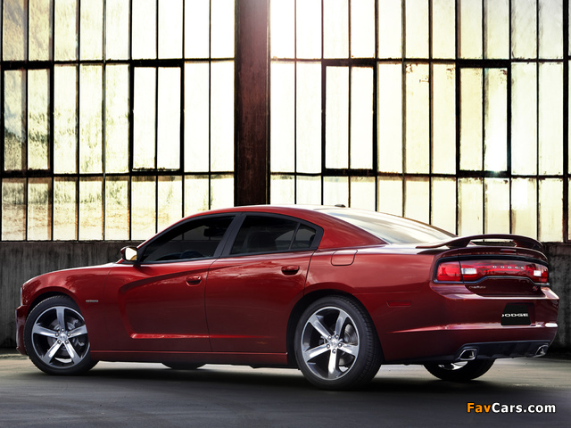 Dodge Charger R/T 100th Anniversary (LD) 2014 wallpapers (640 x 480)