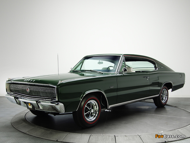 Images of Dodge Charger R/T 426 Hemi 1967 (640 x 480)