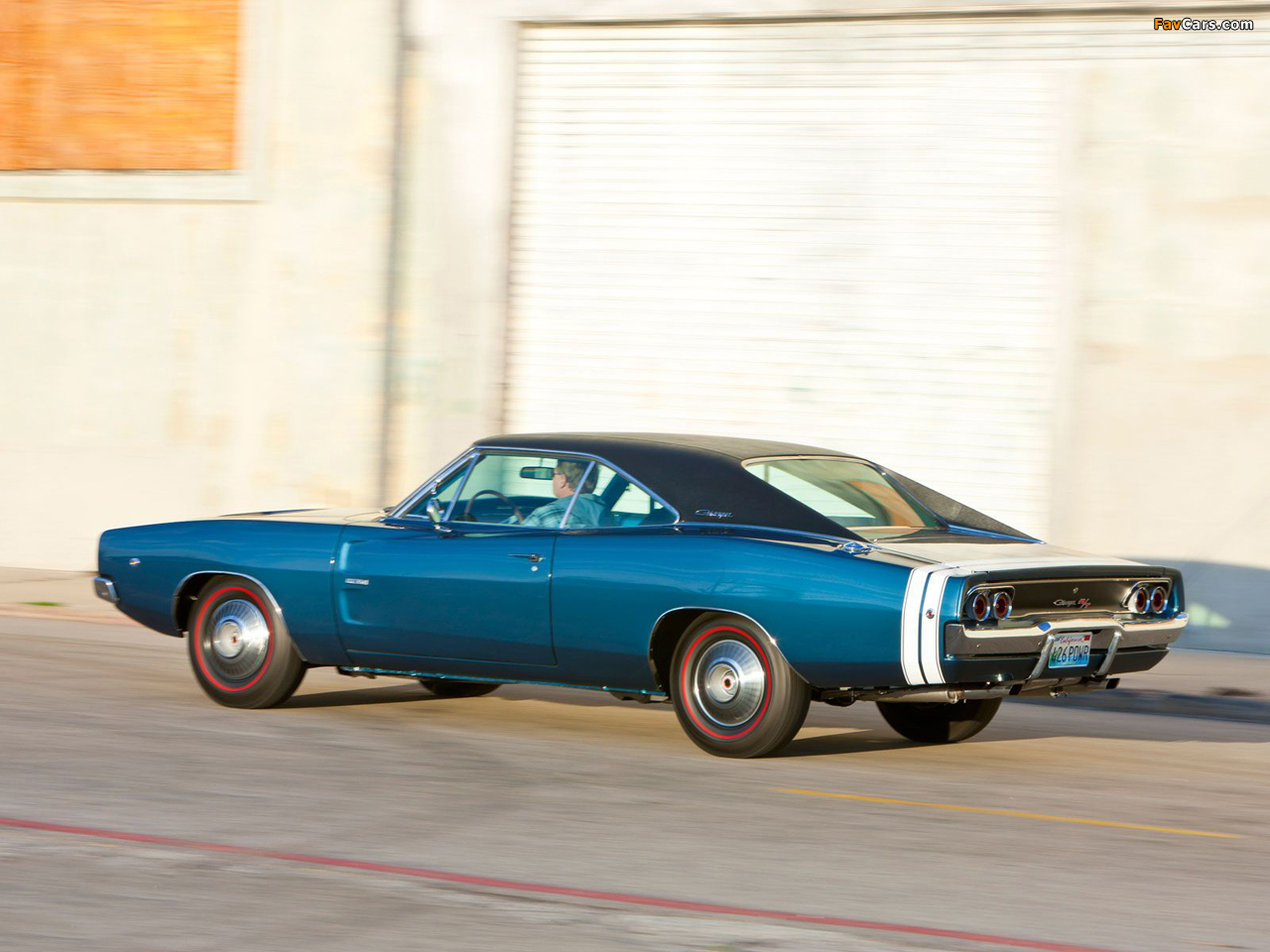 Images of Dodge Charger R/T 426 Hemi 1968 (1280 x 960)