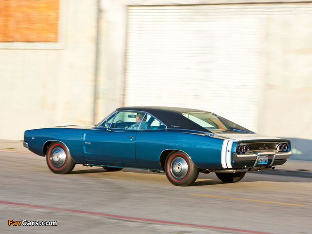 Images of Dodge Charger R/T 426 Hemi 1968 (640 x 480)