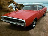 Images of Dodge Charger 500 (XP29) 1970