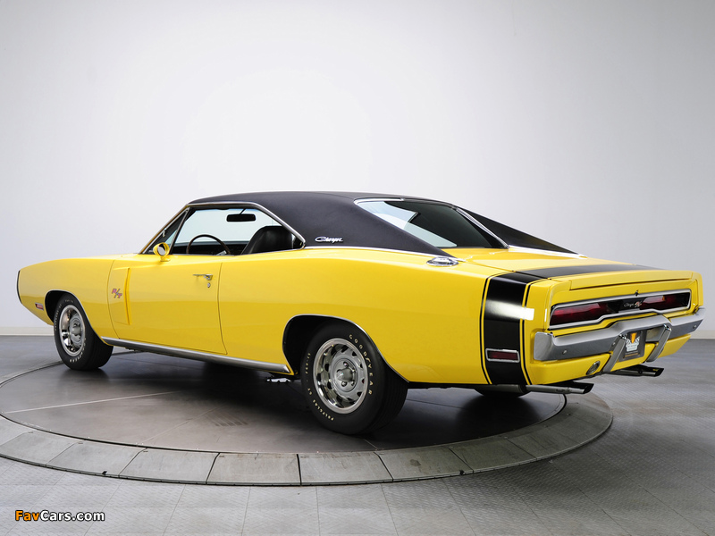 Images of Dodge Charger R/T 426 Hemi (XS29) 1970 (800 x 600)