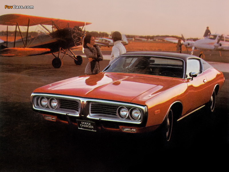 Images of Dodge Charger 1972 (800 x 600)