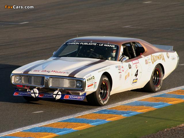 Images of Dodge Charger 426 Hemi NASCAR Race Car 1974 (640 x 480)