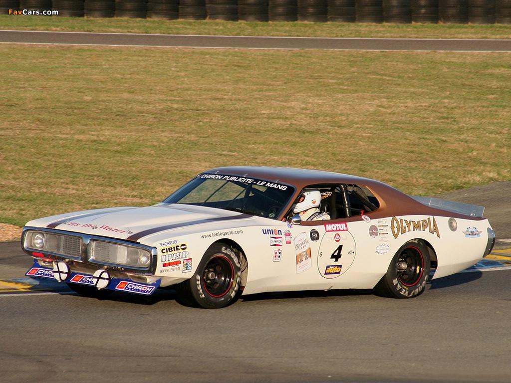 Images of Dodge Charger 426 Hemi NASCAR Race Car 1974 (1024 x 768)
