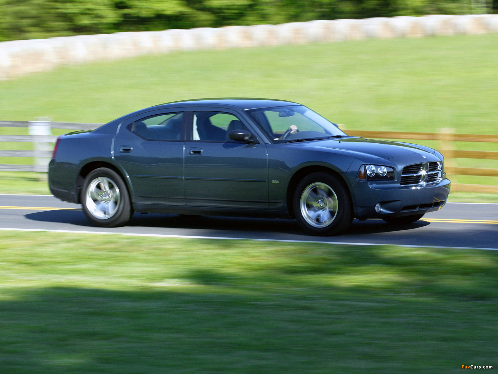 Images of Dodge Charger 2005–10 (1600 x 1200)