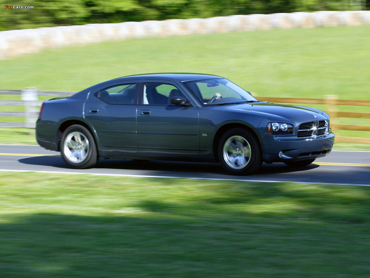 Images of Dodge Charger 2005–10 (1280 x 960)