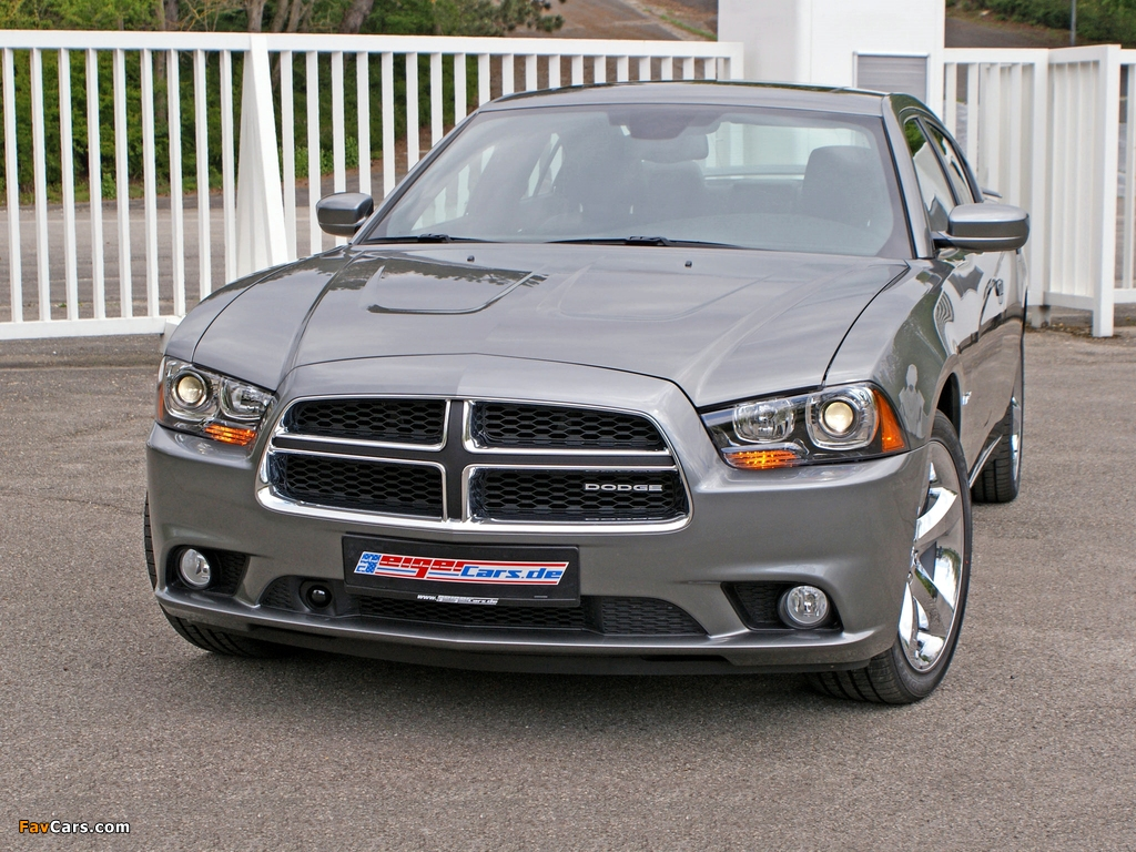 Images of Geiger Dodge Charger R/T 2011 (1024 x 768)
